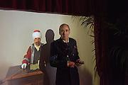 MICK JONES, Mechanical Turk, METROPOL HOTEL, Venice Biennale, Venice. 5 May 2015
