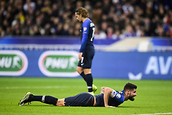 November 14, 2019, Paris, France, France: deception de Olivier Giroud et Antoine Griezmann  (Credit Image: © Panoramic via ZUMA Press)