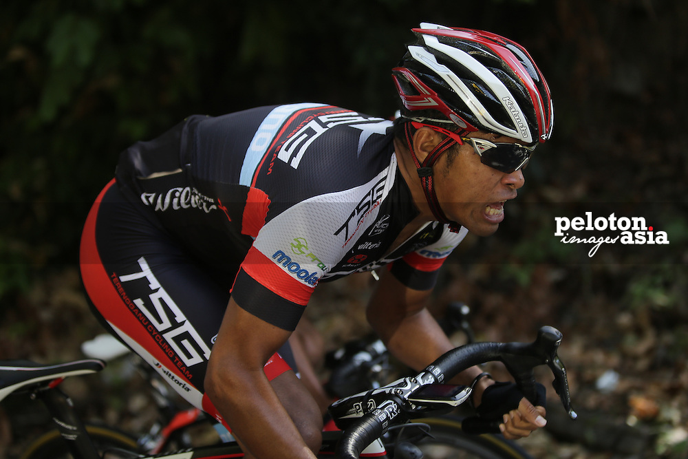 Le Tour de Langkawi 2015/ Pre Race/Harrif Salleh/ TSG/ Training/