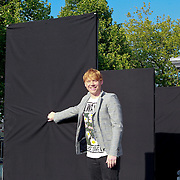 NLD/Amsterdam/20110630 - Opening fototenstoonsteling Harry Potter door acteurs Rupert Grint, James en Oliver Phelps,