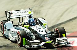 Josef Newgarden turn 6 LBGP 2014
