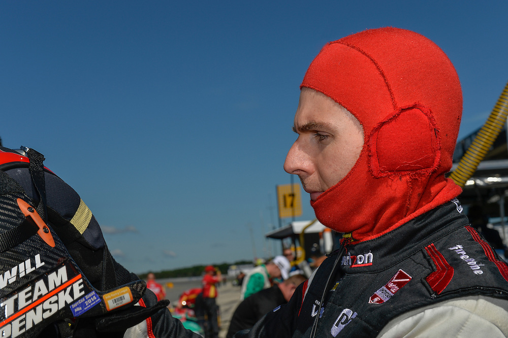 Will Power, Pocono Raceway, USA 7/6/2014