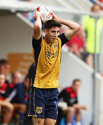Callum O'Dowda of Bristol City  - Mandatory by-line: Matt McNulty/JMP - 10/09/2016 - FOOTBALL - Aesseal New York Stadium - Rotherham, England - Rotherham United v Bristol City - Sky Bet Championship