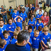 Images from SAIC Charleston's Bring Your Child To Work Day, 2017.