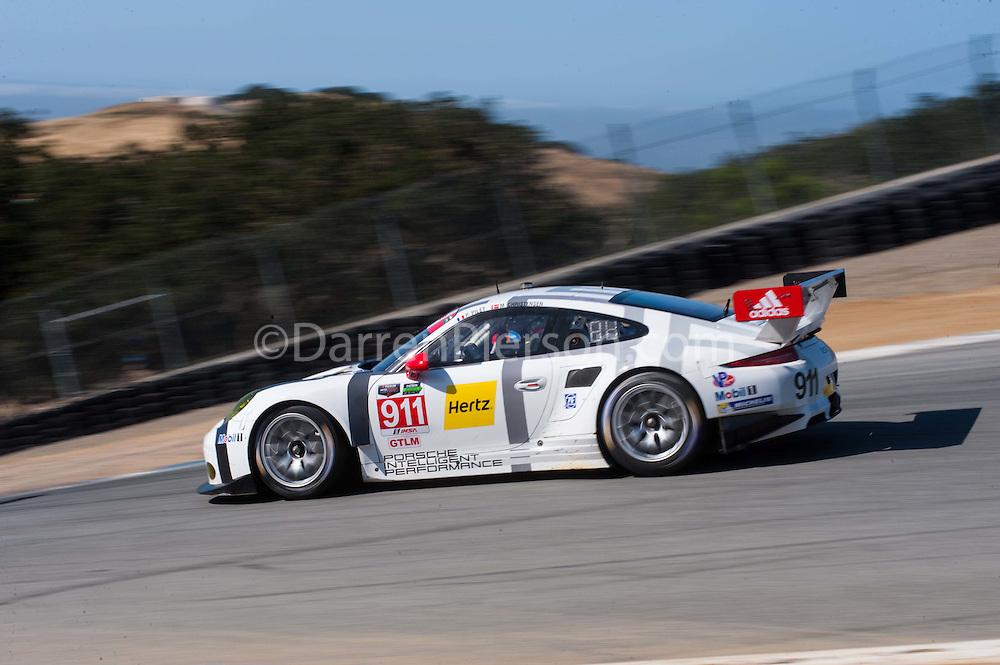 #911 Porsche North America Porsche 911 RSR: Patrick Pilet, Michael Christensen