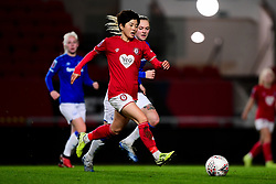 Jeon Ga-Eul of Bristol City - Mandatory by-line: Ryan Hiscott/JMP - 17/02/2020 - FOOTBALL - Ashton Gate Stadium - Bristol, England - Bristol City Women v Everton Women - Women's FA Cup fifth round