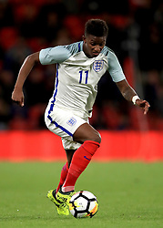England's Demarai Gray
