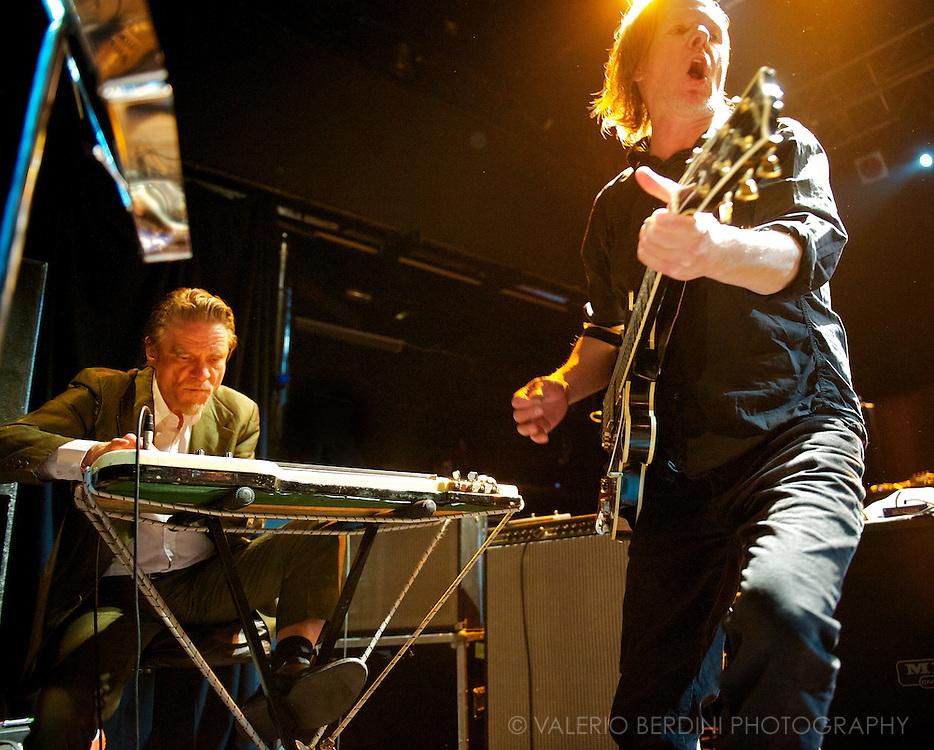 Swans live at Koko London on 15 November 2012
