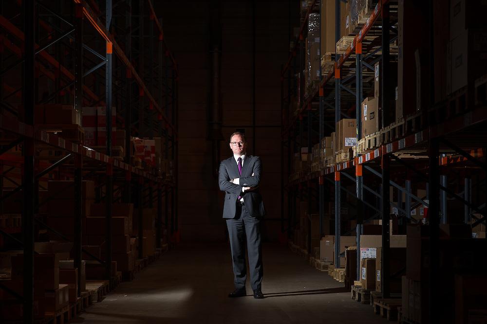 Corporate Portrait Commission