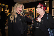HELEN LEDERER, JO BRAND, , Preview evening  in support of The Eve Appeal, a charity dedicated to protecting women from gynaecological cancers. Bonhams Knightsbridge, Montpelier St. London. 29 April 2019
