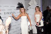 JOANNA PRZETAKIEWICZ, La Mania launch party. The Royal Academy. Burlington St. London. 16 February 2012.