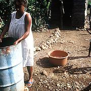 Water scarcety in dominican Republic