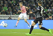Borussia Monchengladbach v Juventus 031115