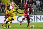 Royal Antwerp FC and SV Zulte Waregem - 15 October 2017