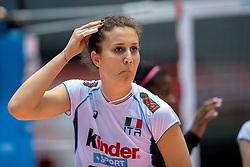 17-05-2016 JAP: OKT Dominicaanse Republiek - Italie, Tokio<br /> Italië verslaat Dominicaanse Republiek  met 3-0 / Anna Danesi #20 of Italie