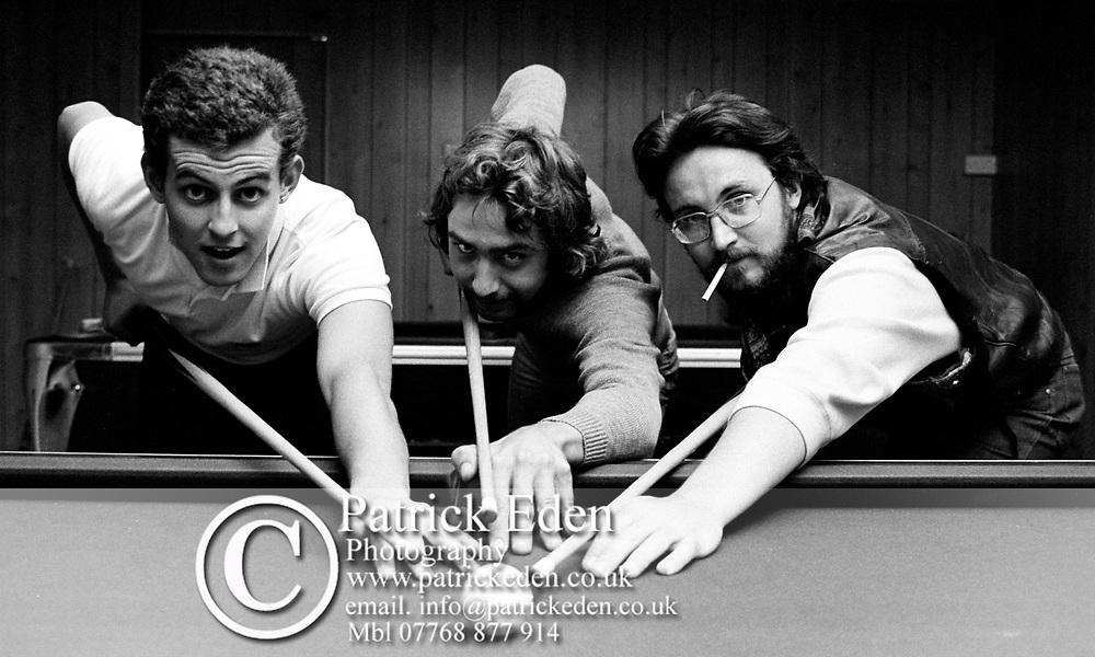 John Wroath, Pete Moul, Bill Reid