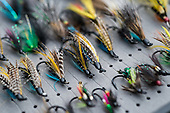 Freshwater Fly Gear Stock Photos