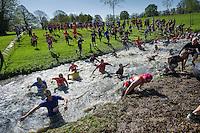 Tough Mudder - May 2012 - Northamptonshire - River Crossing