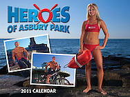 Cover of the Heroes of Asbury Park 2011 Calendar.