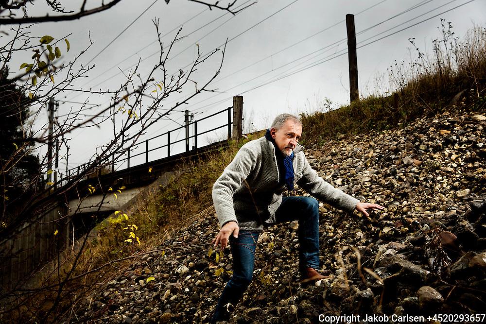 Jussi Adler Olsen, author.