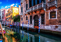 """The organic colors and shapes of Venice""…<br />