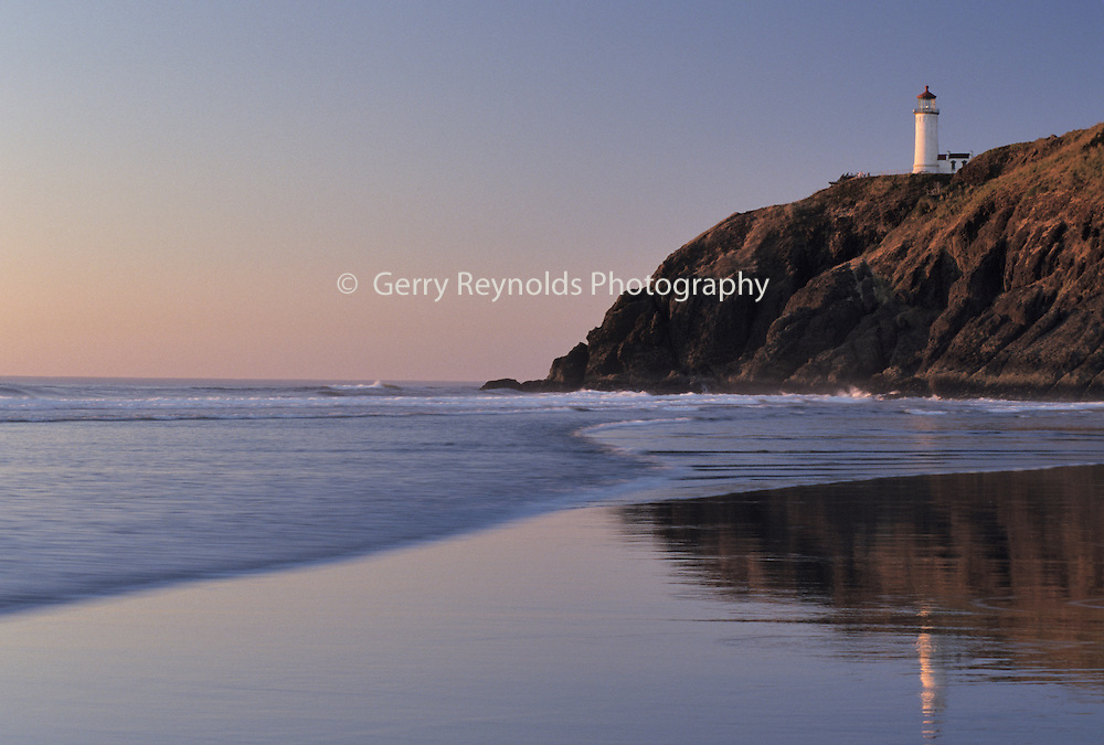 La Push Lighthouse, Lighthouse, Pacific Ocean, Ocean, La Push, Washington