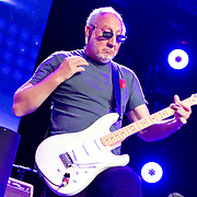 The Who perform their 50th Anniversary tour at American Airlines Center on Saturday Night. Original Member Pete Townshend on lead guitar. (Special to the Star-Telegram/Rachel Parker)