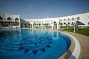 Liwa Hotel, the pool.