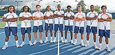 2017 A&T Men's Tennis Team Pictures