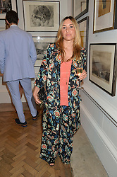MELANIE BLATT at the annual Royal Academy of Art Summer Party held at Burlington House, Piccadilly, London on 4th June 2014.