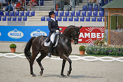 Van Lent - Baetens Sophie (BEL) - Dark Diamond<br /> CDIO Grand Prix<br /> CHIO Aachen 2009<br /> Photo © Dirk Caremans