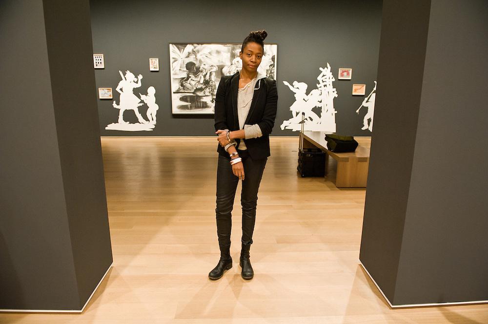 Kara Walker at the Art Institute of Chicago