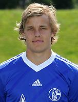 Fotball<br /> Tyskland<br /> 25.07.2012<br /> Foto: Witters/Digitalsport<br /> NORWAY ONLY<br /> <br /> Teemu Pukki<br /> <br /> Bundesliga, FC Schalke 04, Fototermin 2012
