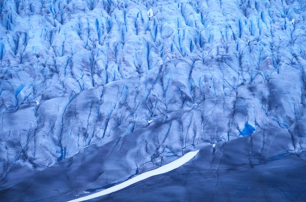 Salmon Glacier near Hyder, Alaska, USA