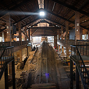 Shuili Firewood Pottery Kiln, Nantou, Taiwan