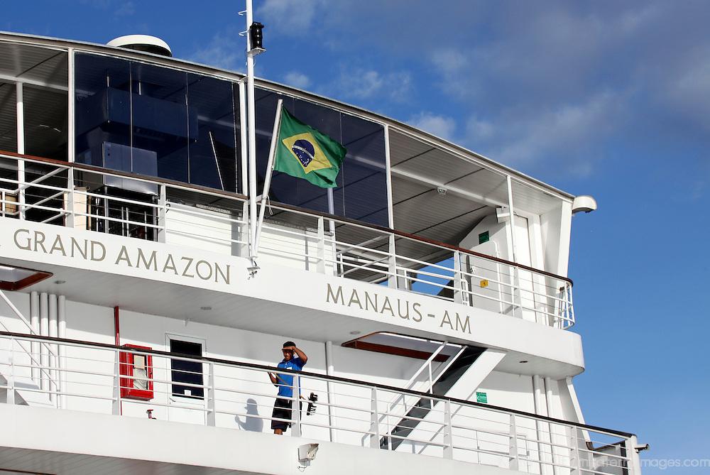 South America, Brazil, Manaus.