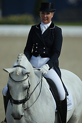 Van Olst Anne, (NED), Zidhane<br /> Qualification Grand Prix Special<br /> Horses & Dreams meets Denmark - Hagen 2016<br /> © Hippo Foto - Stefan Lafrentz