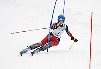 FIS NJR Ladies Slalom 2nd run at Proctor/Blackwater   February 16, 2012.