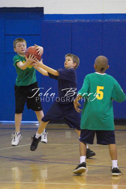 Youth Basketball..Knicks vs Ballers..February 5, 2005