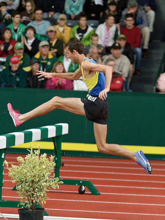 Men's Steeplechase, Dan Huling