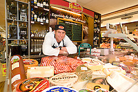 Connacht Rugby's Gavin Duffy,  the opening of Horgan's Delicatessen Suppliers' first ever Food Emporium at Joyce's Supermarket, Knocknacarra, Co Galway.  The initiative marks Horgan's first Food Emporium Concept Store and cements a longstanding relationship with Joyce's Supermarket Group..Photo:Andrew Downes