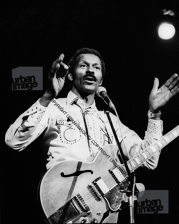 Chuck Berry live London 1979