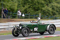 #192 Bennett (Nicholas) N.F. ALVIS SILVER EAGLE 2511 1930