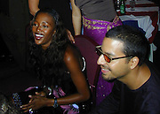 Naomi Campbell & David Blaine<br />