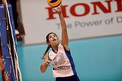 10-08-2014 NED: FIVB Grand Prix Belgie - Puerto Rico, Doetinchem<br /> Natalia Valentin