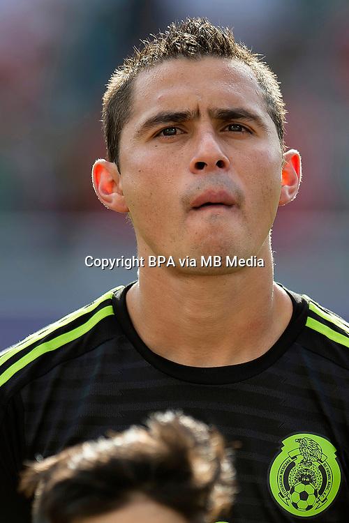 Conmebol_Concacaf - Copa America Centenario 2016 - <br /> Mexico National Team - <br /> Paul Aguilar
