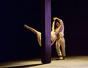 Transfigured Night<br /> Choreography by Kim Brandstrup<br /> at Sadler's Wells, London, Great Britain <br /> press photocall / rehearsal <br /> 3rd November 2015 <br /> <br /> Music by Arnold Schoenberg - Verklärte Nacht<br /> Designed by Chloe Lamford<br /> Lighting design by Fabiana Piccioli<br /> <br /> Dancers: Miguel Altunaga & Simone Damberg Würtz<br /> <br /> Dane Hurst & Hannah Rudd<br /> <br /> <br /> <br /> <br /> Image licensed to Elliott Franks Photography Services