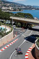 MOTORSPORT - F1 2013 - GRAND PRIX OF MONACO / GRAND PRIX DE MONACO - MONTE CARLO (MON) - 23 TO 26/05/2013 - PHOTO FRANCOIS FLAMAND / DPPI - HAMILTON LEWIS (GBR) - MERCEDES GP MGP W04 - ACTION