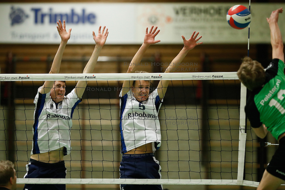 20161126 NED: Beker, Sliedrecht Sport - Pelster Cito: Sliedrecht <br />Ian de Bus, Yorick de Groot of Sliedrecht Sport <br />©2016-FotoHoogendoorn.nl / Pim Waslander