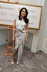 RENU MEHTA at the 4th Fortune Forum Summit held at The Dorchester Hotel, Park Lane, London on 4th December 2012.